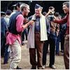 Gesprengte Ketten : Bild James Coburn, John Sturges, Steve McQueen