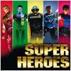 Superheroes - Voll echte Superhelden : Kinoposter