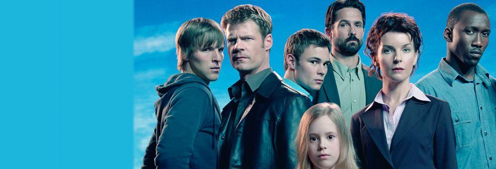The 4400 (TV Series 2004–2007) - IMDb