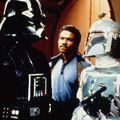 Star Wars: Episode V - Das Imperium schlägt zurück : Bild Billy Dee Williams, David Prowse, Irvin Kershner, Jeremy Bulloch