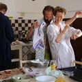 A Bigger Splash : Bild Ralph Fiennes, Tilda Swinton