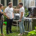Bad Neighbors 2 : Bild Rose Byrne, Seth Rogen, Zac Efron