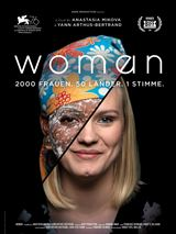 Woman - 2000 Frauen. 50 Länder. 1 Stimme.
