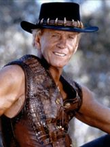 Schauspieler Crocodile Dundee