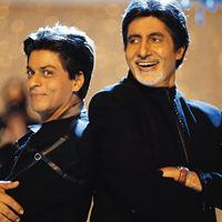 In guten wie in schweren Tagen : Bild Amitabh Bachchan, Shah Rukh Khan