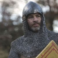 Outlaw King : Bild Chris Pine
