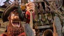 Die Piraten - Ein Haufen merkwürdiger Typen Trailer OV