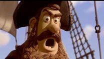 Die Piraten - Ein Haufen merkwürdiger Typen Trailer (2) OV