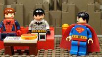 LEGO auf YouTube: The Lego Batman, Spider-Man, & Superman Movie