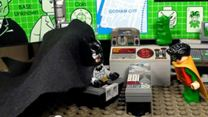 LEGO auf YouTube: Der lächerliche Umhang