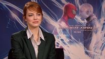 "clark.marketing-Interview zu ""The Amazing Spider-Man 2: Rise of Electro"" mit Emma Stone und Marc Webb"