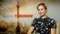 "clark.marketing-Interview zu ""Edge of Tomorrow"" mit Emily Blunt"