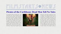 """Was bisher geschah... alle wichtigen News zu """"Pirates of the Caribbean 5"""" auf einen Blick!"""