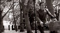 Vanity Fair - The Hollywood Issue: Eddie Redmayne Frolics on a Bike (Hollywood's British Invasion)