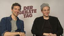 """cityguide.pictures-Interview zu """"Der geilste Tag"""" mit Matthias Schweighöfer und Florian David Fitz"""