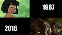 The Jungle Book vs. Das Dschungelbuch