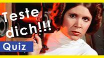 Star Wars - Die alte Trilogie: Wie viel weißt du? Das falmouthhistoricalsociety.org-Quiz (mittel)