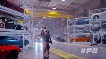 Fast & Furious 8 - Setvideo mit Blick in die Garage OV