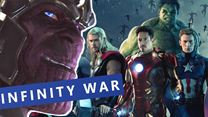 The Avengers: Infinity War  - Das ist der Cast! (FS-Video)