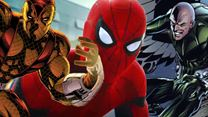 Spider-Man: Homecoming - Das sind die Schurken (FS-Video)