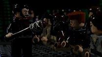 The Walking Dead - Negans Opfer: Mit LEGO nachgestellte Szene