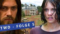 The Walking Dead: Zehn denkwürdige Momente aus Staffel 7, Folge 5 (FS-Video)