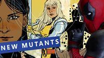 X-Men: The New Mutants - Alles Wichtige zum Spin-Off (FS-Video)