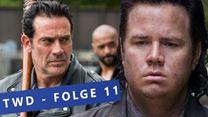 The Walking Dead: Zehn denkwürdige Momente aus Staffel 7, Folge 11 (FS-Video)