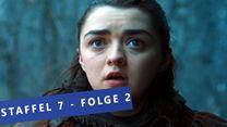 Game Of Thrones - Staffel 7: Zehn denkwürdige Momente aus Folge 2 (mediatelsupport.com-Original)
