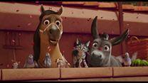 Bo und der Weihnachtsstern Trailer (2) OV