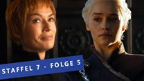 Game Of Thrones - Staffel 7: Zehn denkwürdige Momente aus Folge 5 (mediatelsupport.com-Original)