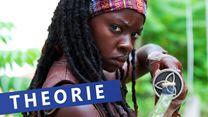 """Michonnes mögliches Schicksal in Staffel 8 von """"The Walking Dead"""" (cityguide.pictures-Original)"""