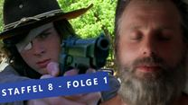 "The Walking Dead Staffel 8: Die 10 denkwürdigsten Momente aus Folge 1 ""Erster Kampf"" (cityguide.pictures-Original)"