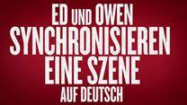 Ed Helms und Owen Wilson synchronisieren sich selbst auf Deutsch (bzw. sie versuchen es)
