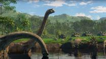 Jurassic World: Neue Abenteuer - staffel 2 Trailer DF