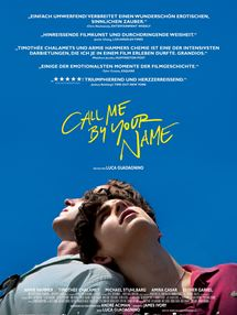 Call Me By Your Name Trailer DF