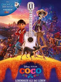 Coco - Lebendiger als das Leben! Trailer DF