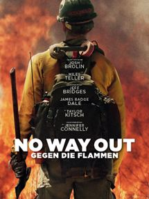 No Way Out - Gegen die Flammen Trailer DF