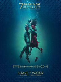 Shape Of Water - Das Flüstern des Wassers Trailer DF