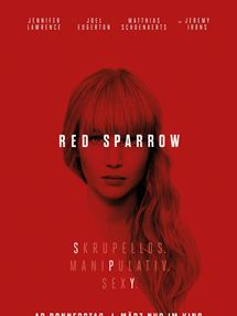 Red Sparrow Trailer DF