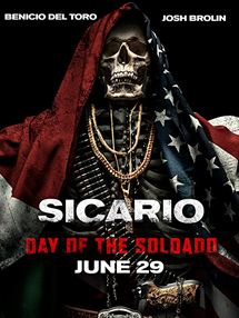 Sicario 2 Trailer DF
