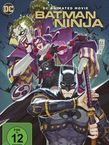 Batman: Ninja Trailer DF