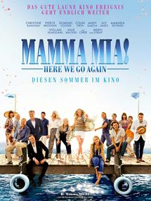 Mamma Mia 2: Here We Go Again! Trailer DF