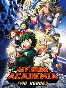 My Hero Academia: Two Heroes Trailer OmdU