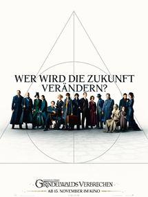 Phantastische Tierwesen: Grindelwalds Verbrechen Trailer (4) OV