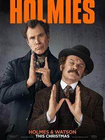 Holmes & Watson Trailer DF