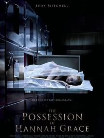 The Possession of Hannah Grace Trailer DF