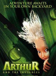 Arthur und die Minimoys VoD
