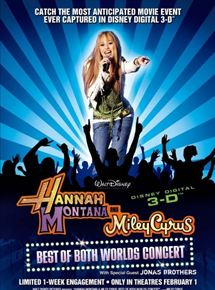 Hannah Montana - Miley Cyrus: Best of Both Worlds Concert Tour VoD