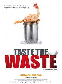 Frisch auf den Müll